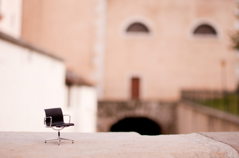Mini Eames Executive Chair in Annecy, France