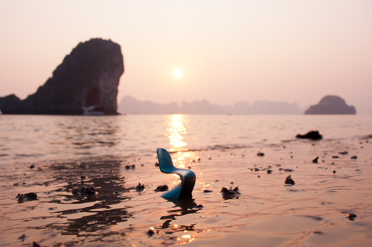 Panton In Halong Bay Vietnam Olya Sanakoev Miniature
